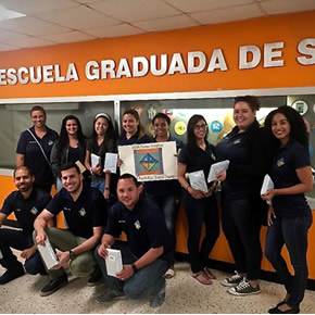 Ergonomists Without Borders (ErgWB) Comes to the Aid of Ergonomics Students in Puerto Rico